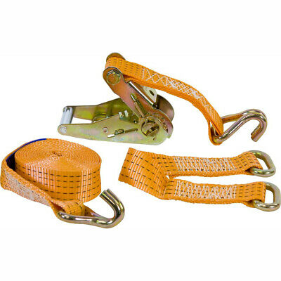 Ratchet Strap with Claws. 3 Piece. 5 Tonnes. AC15