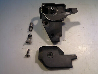 C70 - BMW R80RT Right hand brake lever clamp assembly BMW Pt Nr 32721242563