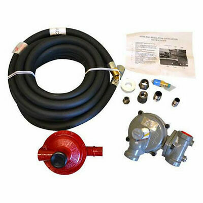 Heat Wagon Heater Installation Kit to Propane Tank,