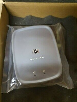 HP JetDirect EN1700 USB Print Server w/ A/C Adapter, USB and Ethernet