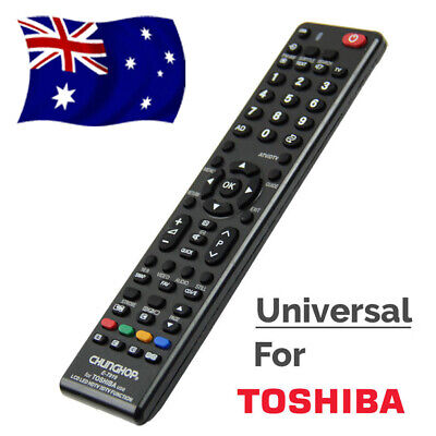 NEW Universal Toshiba TV Remote Control Replacement | 3D LCD LED HDTV HD TVs