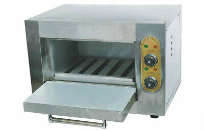 Commercial Electric Portable Cake Bread Baking Oven Stove 0~200℃ 64*45*45CM CC