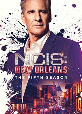 Ncis: New Orleans: The Fift...-Ncis: New Orleans: Fifth Season (6Pc) /  Dvd Neuf