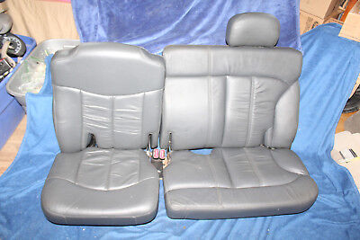 Stupendous 98 05 Chevrolet S10 Blazer Rear Lh Driver Seat W Base Caraccident5 Cool Chair Designs And Ideas Caraccident5Info