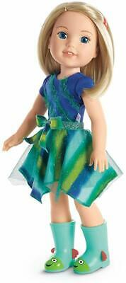 American Girl WellieWishers Camille Doll *NEW* Wellie Wishers