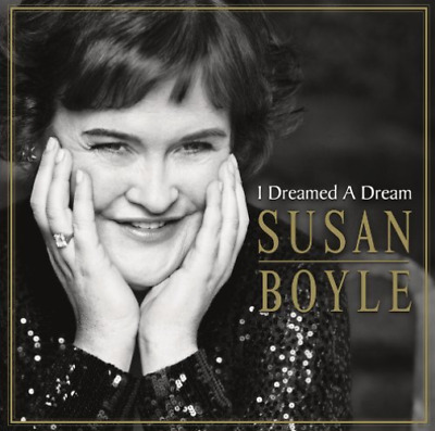 Boyle, Susan-I Dreamed A Dream (US IMPORT) CD NEW