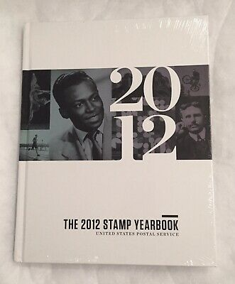 The 2012 Stamp Yearbook Without Stamps Usps - New Sealed!