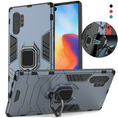 Per Samsung Galaxy Note 10 Plus S8 9 Squillare Supporto CUSTODIA Magnetico Cover