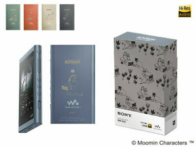SONY Store Limited Walkman Moomin Autumn Collection 2019 NW-A50/MM 16GB MP3