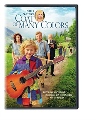 Pb Tv-Coat Of Many Colors (Dvd/Dolly Parton) (Us Import) Dvd New