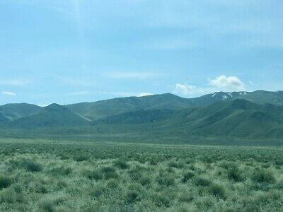 40 Acres Wild West Nevada Cowboy Land 360° Mtn Hills, Views,Rd $100 Down $165/Mo