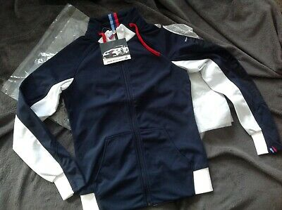 BMW MOTORSPORT JACKE DAMEN SMALL WOW NEU COOL Original neu ....