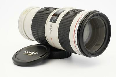 Canon EOS EF 70-200mm F/4 L IS USM Lens