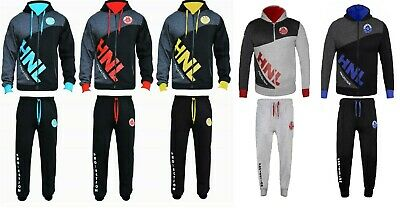 Boys Girls Designer Tracksuit  Tops Jogging Bottoms Kids Jogging Suits Age 7-14
