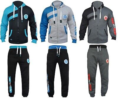 BOYS /GIRLS FLEECE HOODED TRACKSUIT  TOPS  BOTTOMS KIDS JOGGING SUITS AGE 7-14Yr
