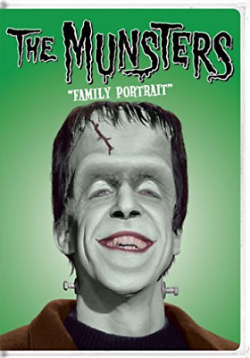 Munsters: Family Portrait /...-Munsters: Family Portrait /  (Us Import) Dvd New