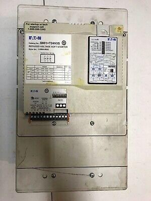 Eaton Reduced Voltage Soft Starter