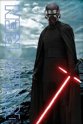 "STAR WARS THE RISE OF SKYWALKER 11""x17"" MOVIE POSTER PRINT #5"