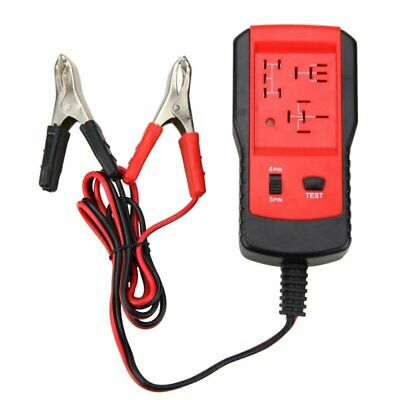 New Electronic Automotive Relay Tester for 12V Cars Auto Battery checker AE100