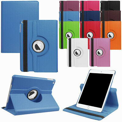 """PU Leather Flip Smart Stand Tablet Case Cover For New iPad 10.2"""" 7th Generation"""