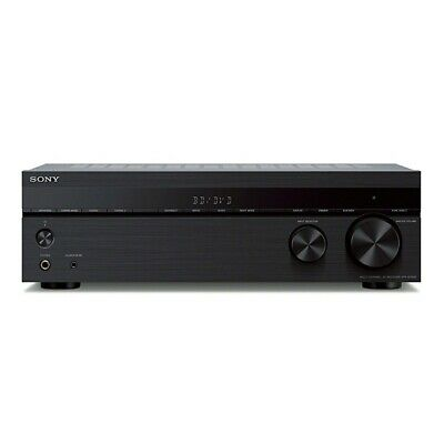 Sony 4K HDR Stereo Receiver 5.2-Channel Audio 145W x 5 Multi-Channel STR-DH590