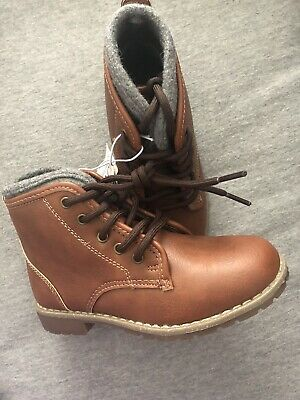 the childrens place Toddler Boys Boot Shoes NWT
