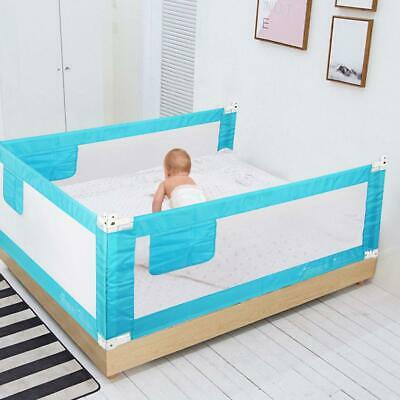 Bed Rail Baby Bed Fence Safety Gate Baby Barrier for Beds Crib Rails Security