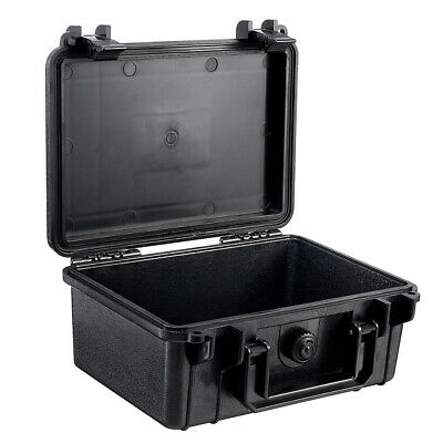 Waterproof Hard Carry Tool Case Bag Storage Box w/Sponge for Camera Photogr D1Z0