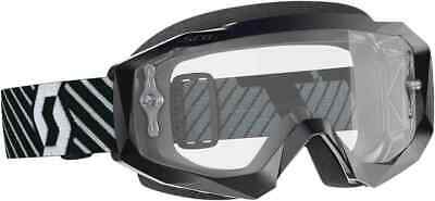 268183-1007113 Scott MX Brille Goggle Hustle X Clear Motocross black/white