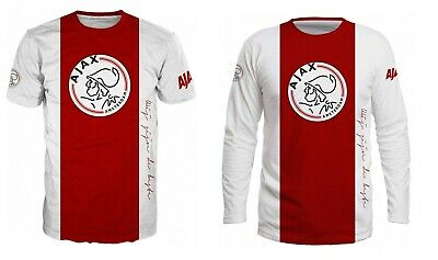Ajax Soccer T-shirt for the fans of the football team 6188