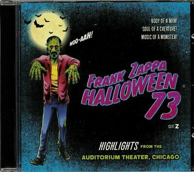 ZAPPA, Frank - Halloween 73: Highlights From The Auditorium Theater Chicago - CD
