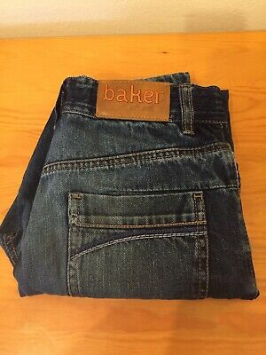 Boys Junior Ted Baker Jeans Aged 11 size 25W 26L