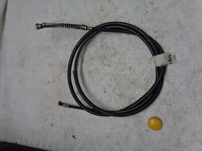 Chinese Bt49 Pulse Scout 50 Etc Rear Brake Cable Gwo