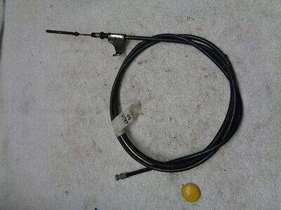 Chinese Bt49 Pulse Scout 50 Etc Rear Brake Cable Gwo 2