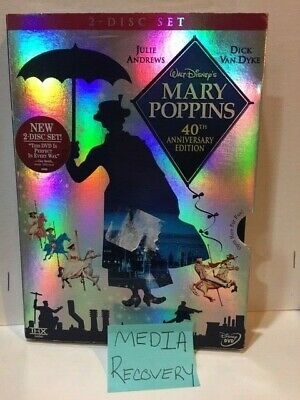 Mary Poppins (40th Anniversary Edition) 2-disc set