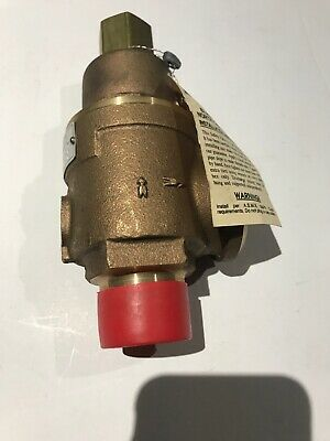 Nos Kunkle Relief Valve 20-F01-Mg 1-1/4 Npt