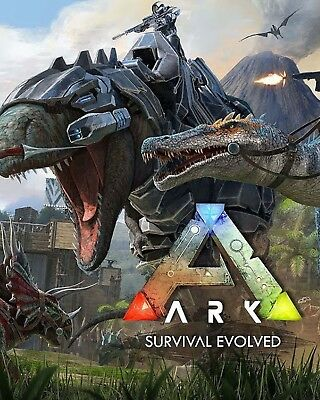 ⭐ARK: Survival Evolved-PC-Steam--Account-Verleih-EU--Dt.Händler--TOP⭐