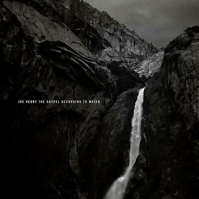Joe Henry The Gospel According To Water CD ALBUM  NEW(15THNOV)