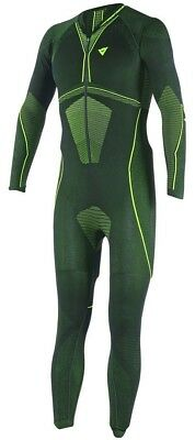 Dainese D Core Functional Combi Suit Special Undersuit under Leather Sw Gelbfluo