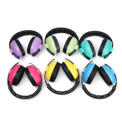 Safety Earmuffs  Noise Reduction Baby Earmuffs Child Hearing Protection