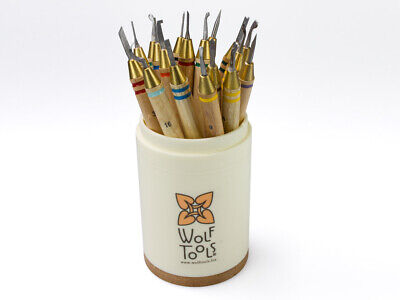 Wolf Precision Wax Carving Tools Range