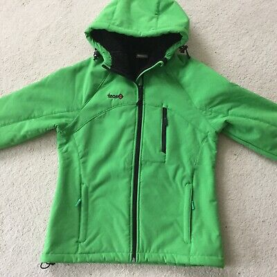IZAS Women's hooded soft shell ski jacket, (M), NEW WITHOUT TAGS
