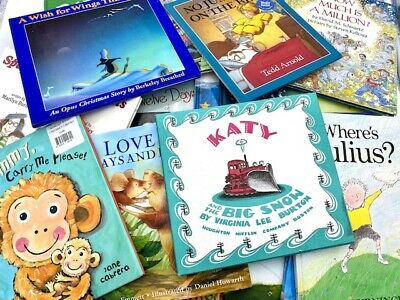 Hard Cover Bundle / Lot of 15 Story Books for toddlers young children kids