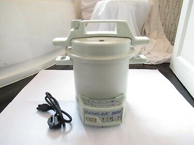 Kavoklave 2100 Classic Dental Medical Autoclave Steriliser Tattoo Sterilizer Uk
