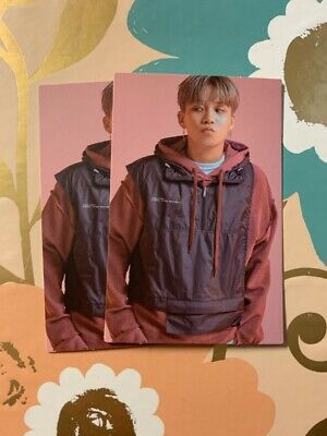 ATEEZ Treasure EP.3: One to All Illusion JONGHO Official Photocard