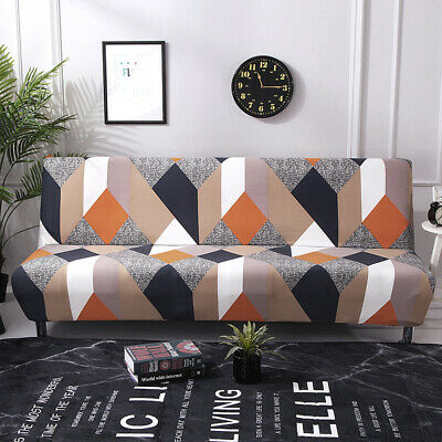 6-8 Or 8-10 Inch Full Queen Size Futon Mattresses Cover Slipcover Thick