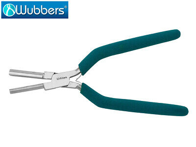Wubbers Quality Half Round Mandrel Shaping Jewellery Making Pliers