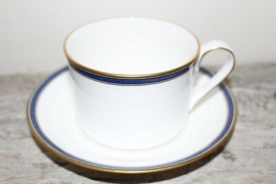 "SPODE ""Lausanne"" Teacup & Saucer - Fine Bone China - Made in England"