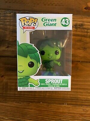 Funko Pop! Ad Icons Green Giant Sprout #43