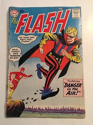 THE FLASH #113  1st Appearance of Trickster